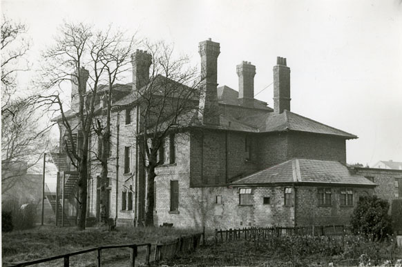 Photograph of Dacre House Home, Rock Ferry