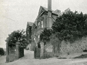 Photograph of St John's Convalescent Home, Kemp Town, Brighton