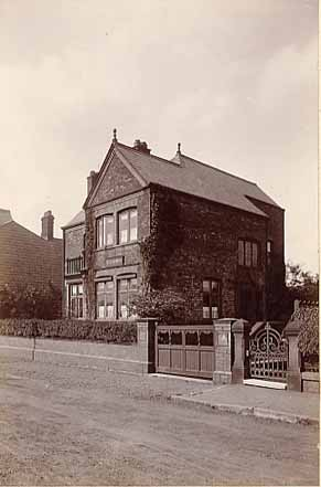 Photograph of St George's Home For Boys, Warrington