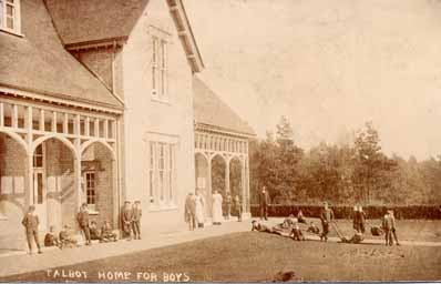 Photograph of Talbot Manor Home For Boys, Bournemouth