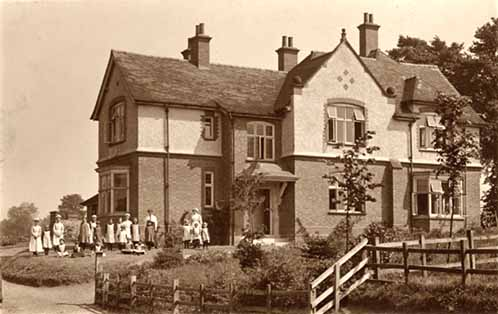 Photograph of All Saints' Home For Girls, Clent