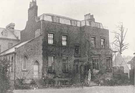 Photograph of Gordon Home For Boys, Croydon