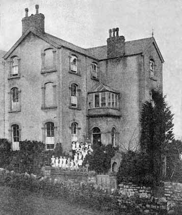 Photograph of Mumbles Home For Girls, Swansea