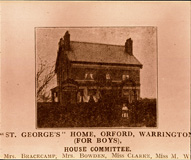 St George's Home for Boys, Orford