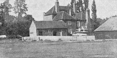 Photograph of Hedgerley Court Farm Home For Boys