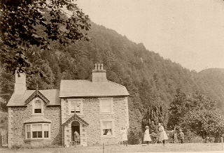 Photograph of St Garmon's Home For Boys, Betws Garmon