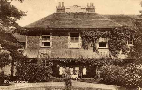 Photograph of Hill House Home For Girls, Cold Ash