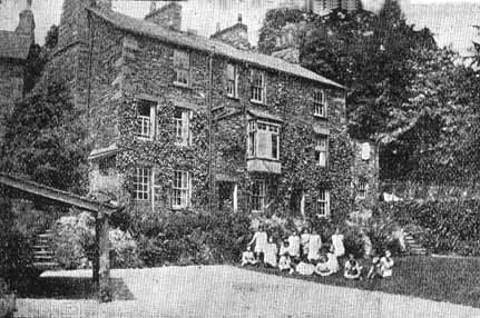Photograph of St Anne's Home For Girls, Ambleside