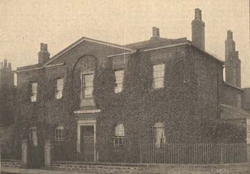 Photograph of Beckett Denison Home For Girls, Doncaster