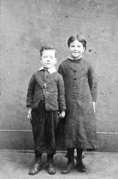 At this time, brothers and sisters would be sent to separate boys' and girls' homes. They were encouraged to keep in regular contact, and siblings could send letters to each other about their new life. Mixed homes were more common by the late 1920s, and they became the norm after the Second World War.