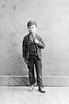 The most deprived children were housed in the Society's certified industrial schools. Often they were found wandering the streets, or had become involved with petty criminality in the mould of Oliver Twist. Industrial schools provided training in manual skills, to re-educate these streetwise children. Girls were taught in domestic subjects like laundry and cooking, and the boys learnt trades such as carpentry and gardening.