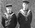 Trainee sailors from HMS Ganges